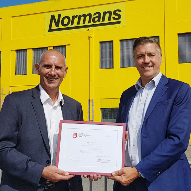 Charter Awardee- Normans